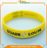 Ultimo Wristband del silicone di disegno di alta qualità
