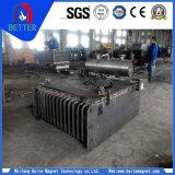 Separador del hierro de Rcdf/tipo magnéticos eléctricos autolimpiadores separador de la suspensión de la explotación minera para eliminar el hierro inútil con precio bajo