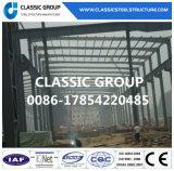 Magazzino industriale personalizzato della struttura d'acciaio