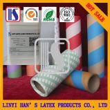 Pegamento de papel a base de agua del tubo de base de Han, pegamento para el tubo de papel