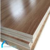 De la fábrica de la venta madera contrachapada de la decoración de la madera contrachapada de la melamina directo con diseños que graban