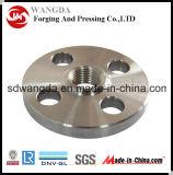 部品のステンレス鋼の金属板のフランジを押すこと