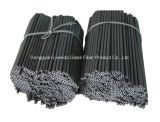 Tubo de alta resistencia de la fibra del carbón, tubo de la fibra del carbón/poste
