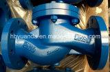 DIN3202 Roheisen-Aufzugkolben-Rückschlagventilhersteller China
