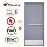 ULによってテストされる鋼鉄防火扉または耐火性にする鋼鉄ドアまたは耐火性のドアまたは最上質のシンプルな設計