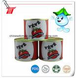 Gesundes Canned Tomato Paste von Veve Brand