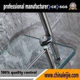 A prateleira de vidro durável a mais nova da camada dobro de aço inoxidável para a venda por atacado