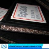 Конвейерная резины ткани полиэфира Ep200