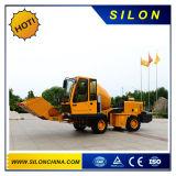 판매를 위한 최신 판매 Silon 1.2cbm 구체적인 시멘트 믹서 트럭