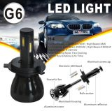 Diodo emissor de luz H4 H7 H11 9005 do farol do carro do melhor preço auto farol do diodo emissor de luz de 9006 automóveis para o carro H7