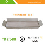 Muestra Gratis Tubo LED 8FT De Un Stecker