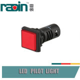 Rode Yellow Green 22mm 16mm Panel Pilot Light