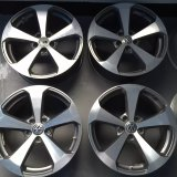 Колесо сплава VW алюминиевое для Audi Тойота