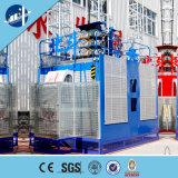 Doppelte Aufbau-Hebevorrichtung des Rahmen-Aufbau-Heber-Sc200/200 für Gebäude-Hebevorrichtung