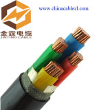 Cable eléctrico de cobre de la sola de la base del PVC puerta hacia fuera en China