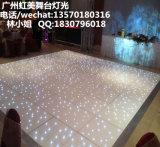 2017 el LED más popular Dance Floor iluminado que centellea para la boda