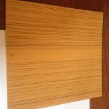 Cedro de lápis de Okoume/Bintangor//madeira compensada comercial folhosa vermelha com boa qualidade