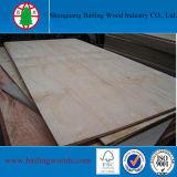Afianzar la madera contrachapada llena barata del pino