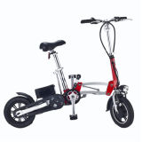 One-Second 12 '' Folding Electric Bike Sf001 mit Lithium Battery 36V9ah und 250W Intelligent Brushless Motor