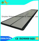 Qualitäts-aufblasbare gymnastische Absinken-Heftungs-materielle Fußboden-Matte