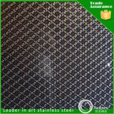 Spiegel-CD Muster-Laser-Edelstahl-Blätter