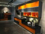 Heller Lack Askl-004 stellte MDF-Küche-Schrank gegenüber