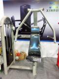 상업적인 체조 장비에 의하여 자리가 주어지는 다리 컬 Xc11