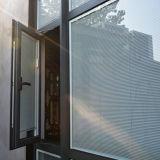 Het Nieuwe Openslaand raam van uitstekende kwaliteit K03008 van het Profiel van het Aluminium van de Kleur van het Ontwerp Grijze