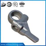 Ferro cinzento da fundição do OEM & encaixe de tubulação Ductile da carcaça do ferro da cruz do T do cotovelo da curvatura do ferro