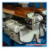 Fraiseuse de vitesse de tourelle universelle verticale variable en métal (X6325 X6330)