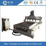 Máquina superior del ranurador del CNC del eje de la exportación 4 de China