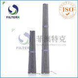 Cartuccia di filtro dal collettore di polveri della parte inferiore del filetto di Filterk