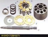 Pièces de rechange hydrauliques de pompe à piston d'Uchida A10vd Ap2d A8vo A8V et pièces de réparation