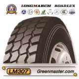 outre du pneu 11r22.5 de route, 12r22.5, 13r22.5, 315/80r22.5, prix 295/80r22.5 bon marché