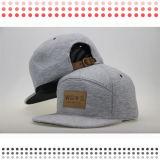 2016 nuevos 6 casquillos/sombrero del Snapback de los paneles