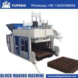 De volledig Automatische Hydraulische Machine van de Baksteen voor Kleine Installatie