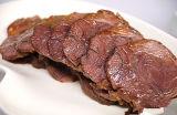 Cuisson de la machine pour la viande rouge