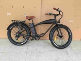 後部8funモーターを搭載するレトロの脂肪質のタイヤの電気自転車