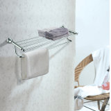 Alta qualità Hotel Style Stainless Steel Rack e Towel Bar