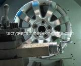 Las ruedas del corte del diamante reacaban el torno de la reparación del borde de la máquina del CNC