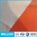 Tela de nylon impermeable de Ripstop con la capa lechosa de la PU