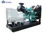 275kVA/Water Gekoelde Stille Diesel 220kw Yto Generator
