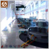 Type incliné pompe à eau électrique d'écoulement axial