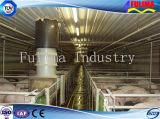 가축 (FLM-F-016)를 위한 Prefabricated 건물 강철 구조물 돼지 집