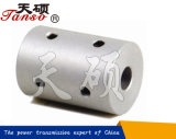 Materiaal van het Aluminium van de Koppeling van de Precisie van de Leverancier van China Ts7 het Stijve