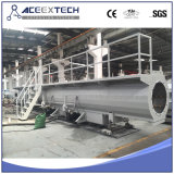 Machine de production de pipe de PE/ligne en plastique de pipe de la pipe Extruder/HDPE