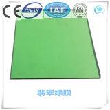 Galleggiante tinto/libero verde scuro/ha temperato il vetro riflettente per la decorazione