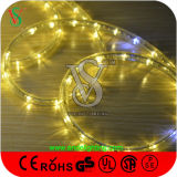 多彩なケーブルのクリスマスの装飾LEDロープライトの最もよい価格