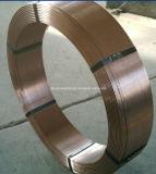 H08mna Em12kのEL12固体溶接ワイヤ、競争価格の溶接ワイヤ