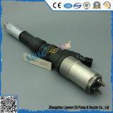 095000-1211 Diesel van Denso van het Spoor van KOMATSU Gemeenschappelijke Injecteur